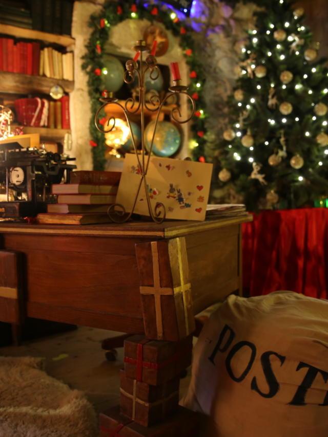 Maison du Père Noël en Haute-Savoie