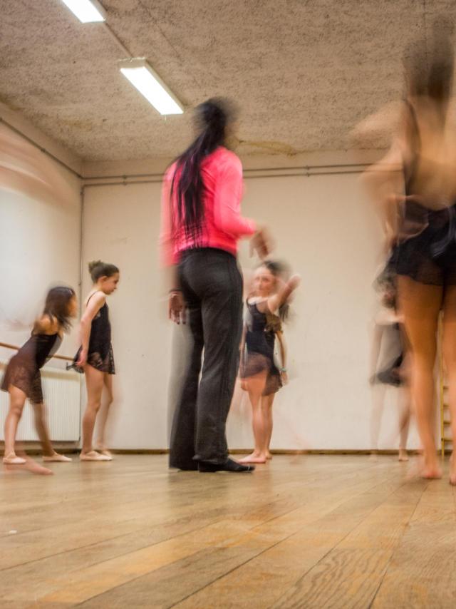 Danse, Activité culturelle dans les Monts de Genève