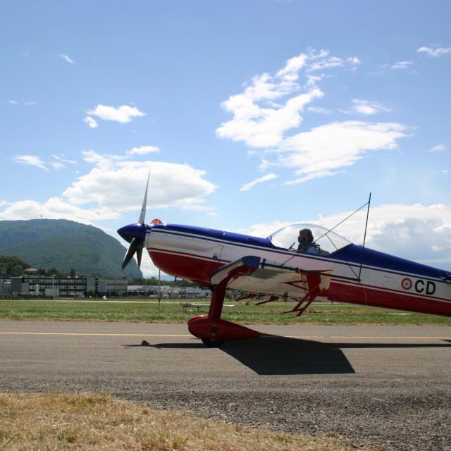 Aérodrome Annemase
