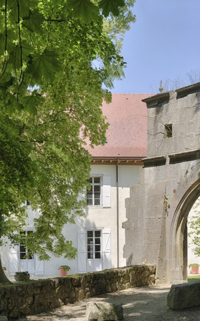La chartreuse de Pomier, visite et découverte dans les Monts de Genève