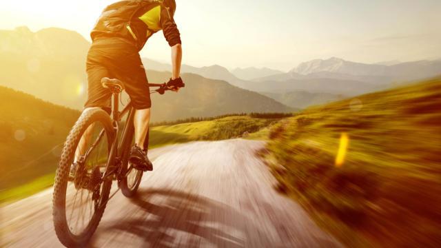 Radfahren in Monts de Genève