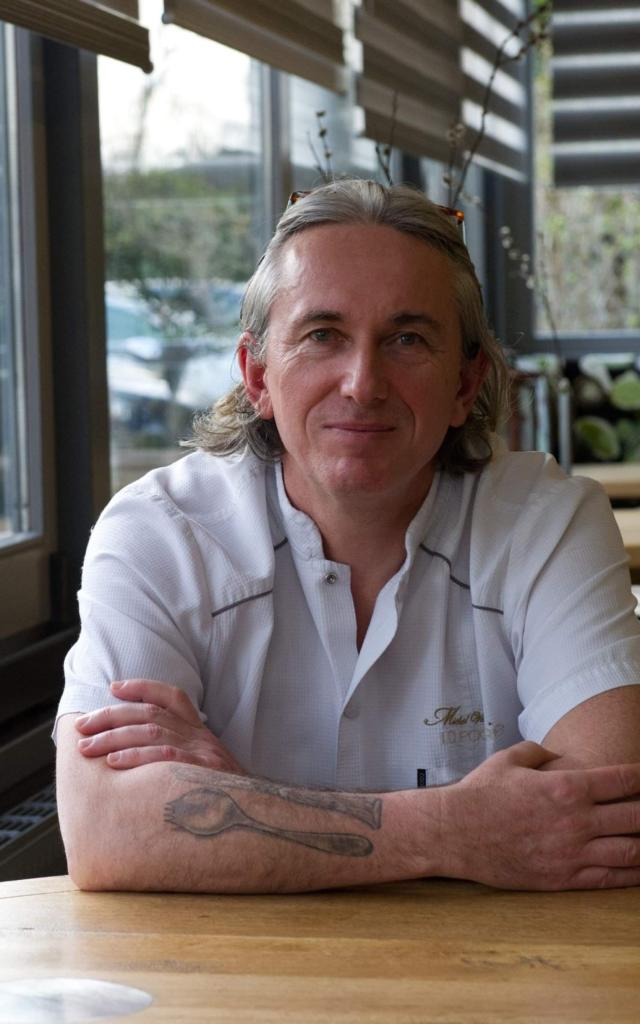Portrait Michel Verdu