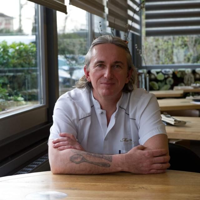Porträt Michel Verdu