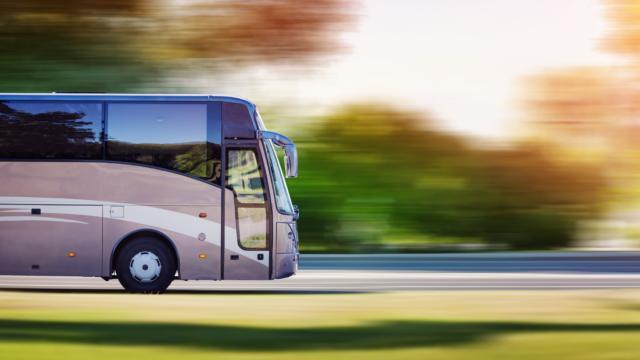 Se déplacer en bus dans les Monts de Genève