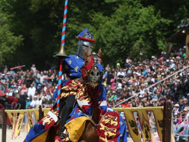 Joutes - Grandes médiévales d'Andilly