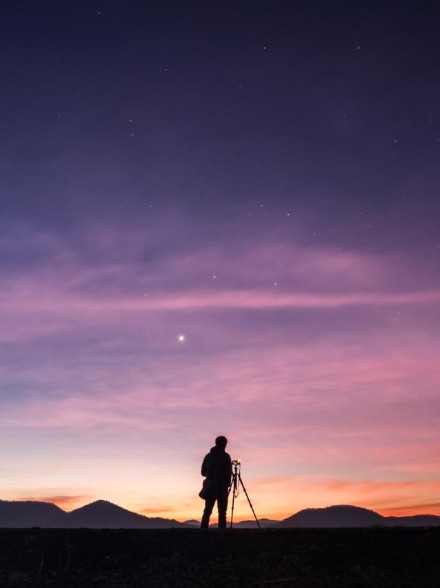 Balade gourmande sous les étoiles