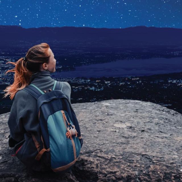 Schlemmer-Spaziergang im Sternenlicht