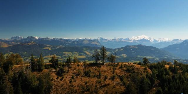 Monts de Genève, un territoire d'expériences